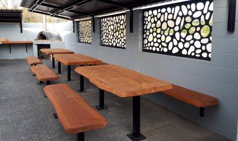 Custom Macrocarpa Furniture Christchurch And Canterbury